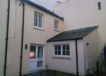 Thumbnail 2 bed end terrace house to rent in High Street, Haverfordwest