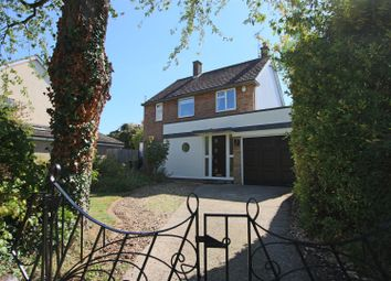 Thumbnail 3 bed detached house to rent in Beeches Close, Saffron Walden