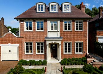 Thumbnail 6 bed detached house for sale in Lambourne Avenue, Wimbledon Village