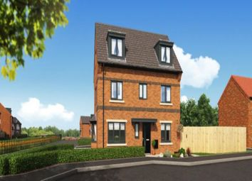 Thumbnail 4 bed detached house for sale in Woodford Lane West, Winsford