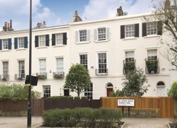 Thumbnail 4 bedroom terraced house to rent in St Johns Wood Terrac, London NW8,