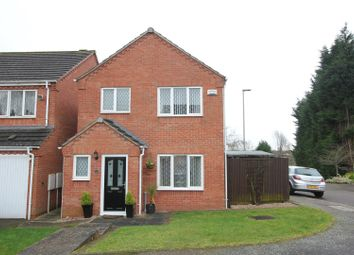 Thumbnail 3 bedroom detached house for sale in Orton Road, Earl Shilton, Leicester