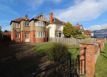Thumbnail 3 bed detached house for sale in Wolverton Road, Newport Pagnell, Buckinghamshire