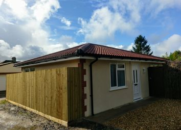 Thumbnail 2 bed bungalow to rent in Hawthorn Avenue, Bristol