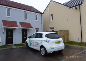 Thumbnail 2 bed property to rent in Turnberry Close, Milford Haven, Pembrokeshire