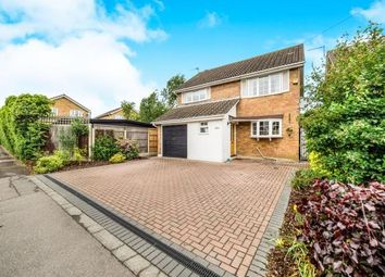 Thumbnail 4 bedroom detached house for sale in Squirrels Heath Road, Harold Wood, Romford