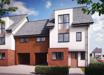 "Thumbnail 4 bedroom property for sale in ""The Palermo"" at John Ruskin Road, Tadpole Garden Village, Swindon"