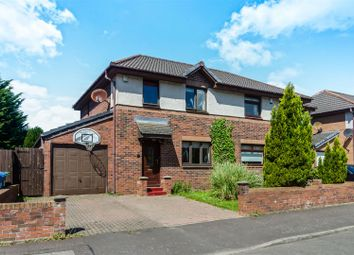 Thumbnail 3 bedroom semi-detached house for sale in Ben Vorlich Drive, Darnley, Glasgow