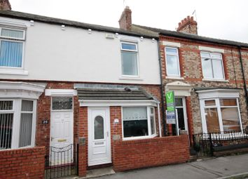 Thumbnail 2 bedroom terraced house for sale in Arthur Terrace, Bishop Auckland