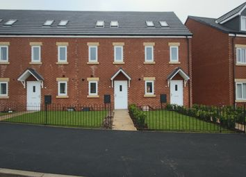Thumbnail 3 bed mews house to rent in Brookwood Way, Buckshaw Village, Chorley