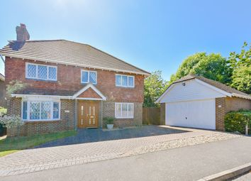 Thumbnail 4 bed detached house for sale in Webster Way, Hawkinge, Folkestone