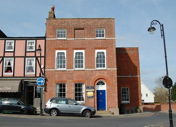 Thumbnail 4 bedroom town house for sale in Market Hill, Woodbridge