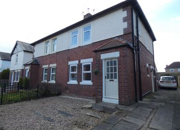 Thumbnail 3 bedroom semi-detached house to rent in Second Avenue, Morpeth