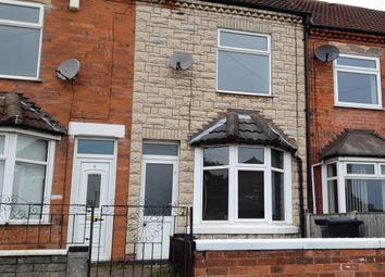Thumbnail 2 bed terraced house to rent in East View, Langwith Junction, Mansfield