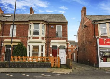 Thumbnail 3 bed flat to rent in Trevor Terrace, North Shields