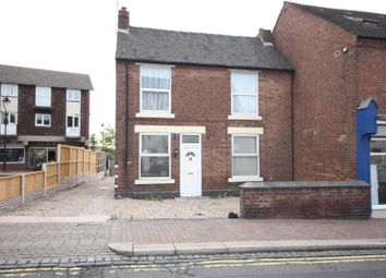 Thumbnail 1 bedroom flat to rent in Uxbridge Court, High Street, Chasetown, Burntwood