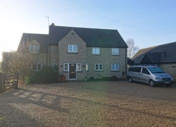 Thumbnail 5 bed detached house to rent in Bushey Drive, Clanfield, Bampton