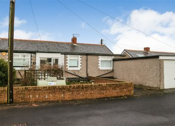 Thumbnail 2 bed semi-detached bungalow for sale in Johnson Villas, Choppington, Northumberland