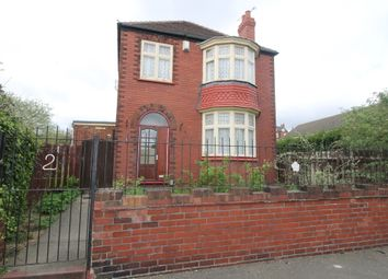 Thumbnail 3 bed detached house for sale in Rose Avenue, Balby, Doncaster