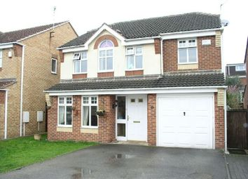Thumbnail 4 bed detached house for sale in Orchard Court, South Normanton, Alfreton