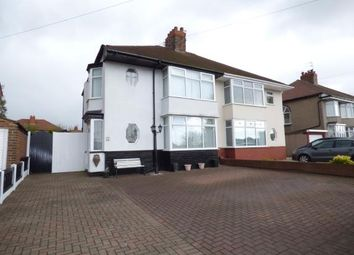 Thumbnail 3 bed semi-detached house for sale in Moor Lane, Thornton, Liverpool, Merseyside