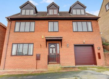Thumbnail 3 bed detached house for sale in Bank Close, Sleights, Whitby