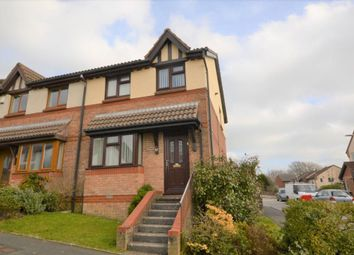 Thumbnail 3 bedroom semi-detached house for sale in Redwood Drive, Plymouth, Devon