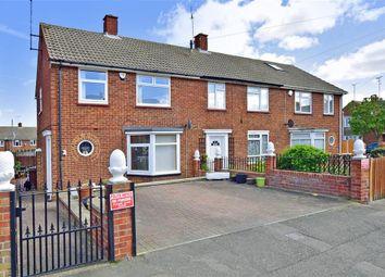 Thumbnail 2 bed end terrace house for sale in Solomon Road, Rainham, Gillingham, Kent