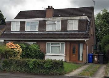Thumbnail 3 bed semi-detached house to rent in Trossachs Drive, Dunmurry, Belfast