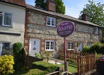 1 bed terraced house for sale in Red Lion Lane, Farnham, Surrey GU9