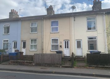 2 bed terraced house for sale in St. Helens Street, Ipswich IP4