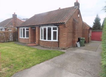 Thumbnail 2 bedroom bungalow to rent in Sandy Lane, Stockton On The Forest, York