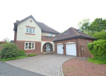 Thumbnail 5 bed detached house to rent in The Meadow, Scarcroft, Leeds