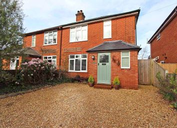 3 bed semi-detached house for sale in Church Lane, Sway, Lymington, Hampshire SO41