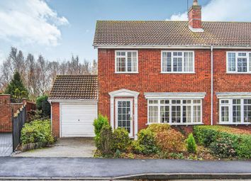 Thumbnail 3 bed semi-detached house for sale in Winchester Road, Grantham