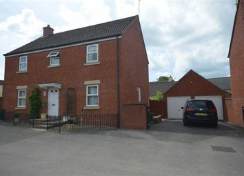 Thumbnail 4 bed detached house to rent in Bodenham Field, Abbeymead, Gloucester
