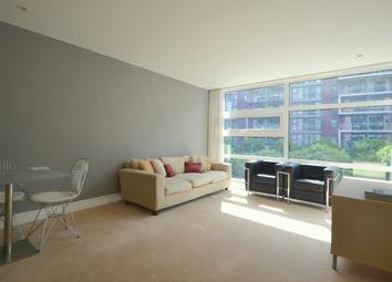 Thumbnail 1 bed flat to rent in Warwick Building, 366 Queenstown Road, Battersea, London