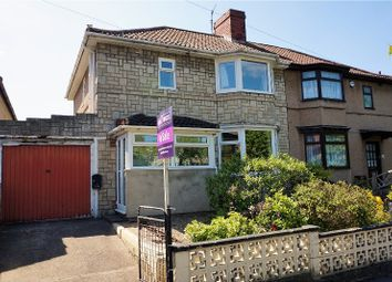 Thumbnail 3 bed semi-detached house for sale in Lower High Street, Shirehampton Village
