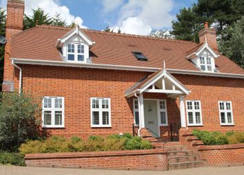 Thumbnail 4 bed detached house for sale in Ipswich Road, Woodbridge, Suffolk