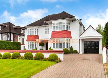Thumbnail 4 bed detached house for sale in Watford Way, London