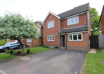 Thumbnail 4 bed detached house for sale in Faithfull Close, Warfield, Berkshire