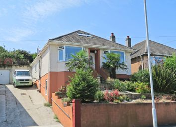 Thumbnail 3 bedroom detached bungalow for sale in Stanborough Road, Plymstock, Plymouth, Devon