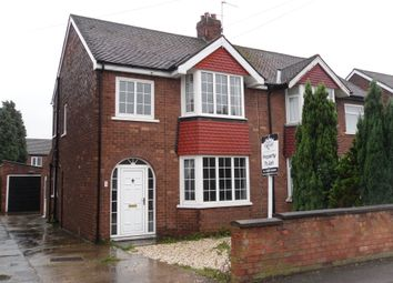 Thumbnail 3 bed semi-detached house to rent in Axholme Road, Scunthorpe