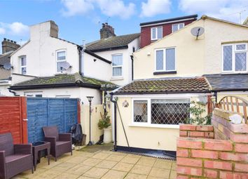 Thumbnail 3 bed terraced house for sale in Broomfield Road, Swanscombe, Kent