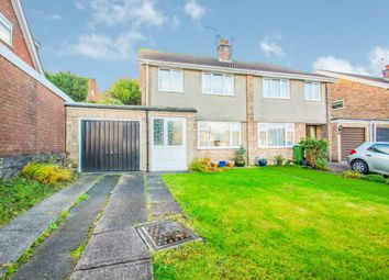 Thumbnail 3 bed semi-detached house for sale in Y Dolydd, Caerphilly