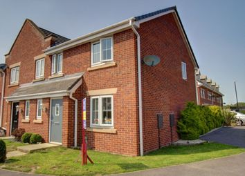 Thumbnail 3 bed semi-detached house for sale in Shaftsbury Park, Hetton-Le-Hole, Houghton Le Spring