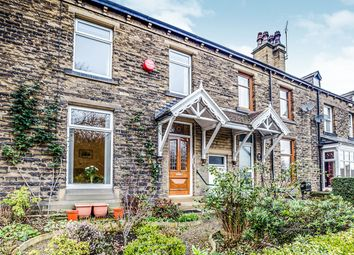 3 bed terraced house for sale in Somerset Road, Almondbury, Huddersfield HD5