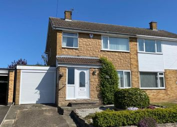 Thumbnail 3 bed semi-detached house for sale in Elgin Drive, Melton Mowbray