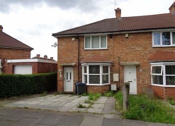 Thumbnail 1 bed flat for sale in 177 Fieldhouse Road, Yardley, Birmingham