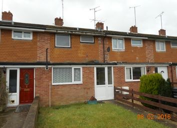 Thumbnail 3 bed terraced house to rent in Balmoral Road, Yeovil